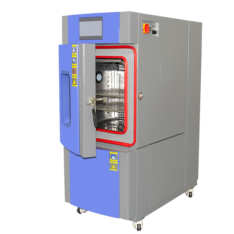 High humidity test chamber with cold balance technology