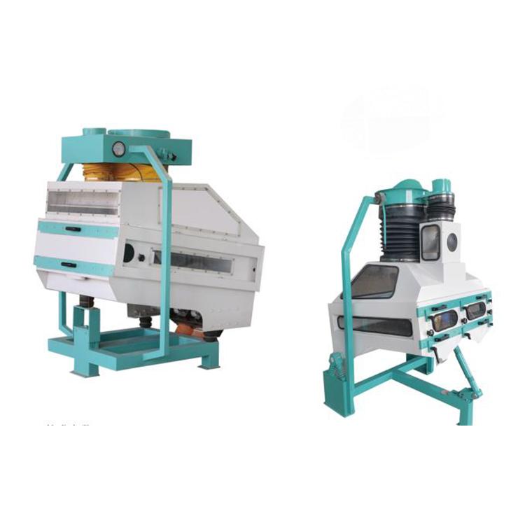 Manufacturing plant seed cleaner Destoner Machine wheat maize destoner machine
