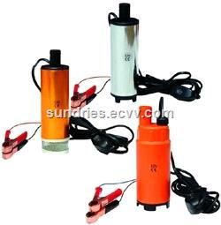 Electric Drumbarrel Pump Electric Diesel Fuel Water Transfer Pump 60LMin