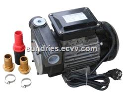 Electric Drumbarrel Pump Electric Diesel Fuel Water Transfer Pump 60LMin
