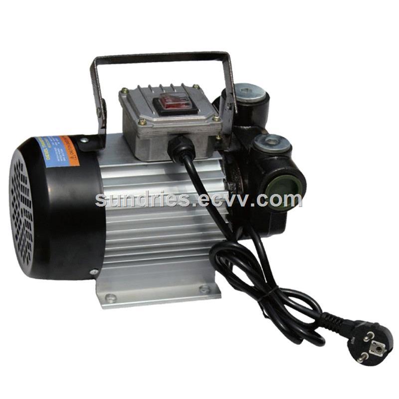 Electric Fuel SelfPriming Transfer Extractor Pump 60L 550W Portable Diesel Transfer Pump Bio Fuel Oil Diesel