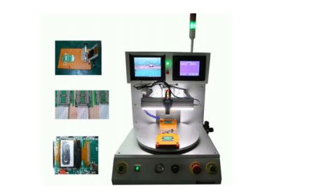 PID Control 2000W 005mm Precision Hot Bar Soldering Machine