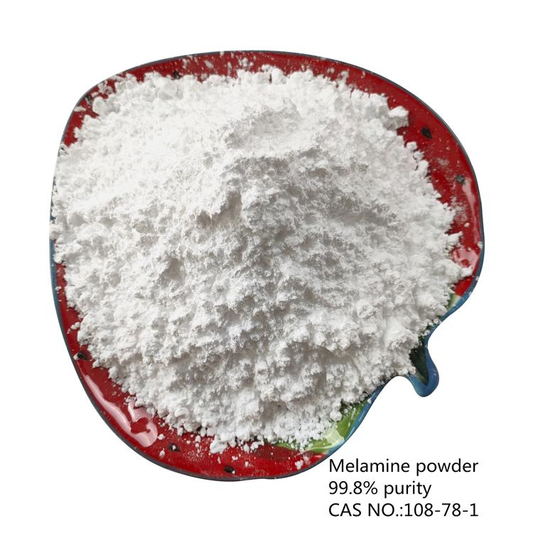 Manufacturer price urea 998 melamine powder for board