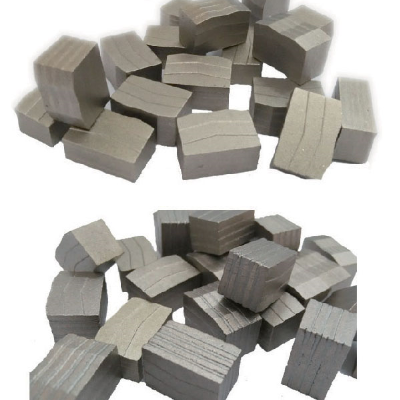Diamond Segments for granite and marble cutting and processing