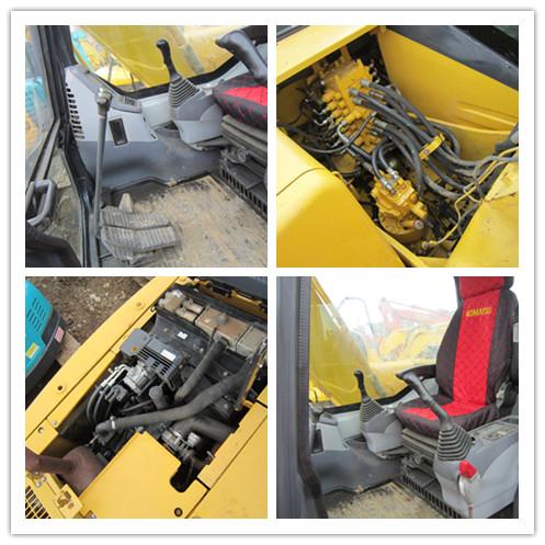Used KOMATSU PC1307 crawler excavator on sale