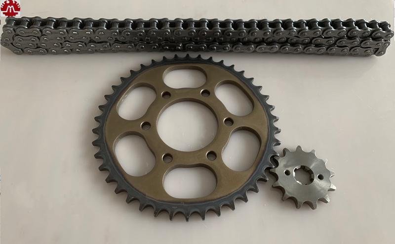 2020 Custom Motorcycle Rear Front Sprocket Chain Kits