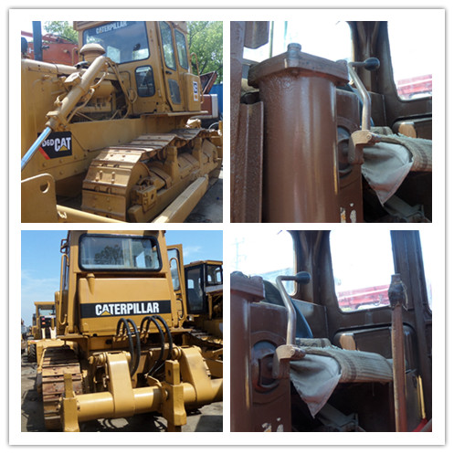 Used CATERPILLAR D6D crawler bulldozer on sale