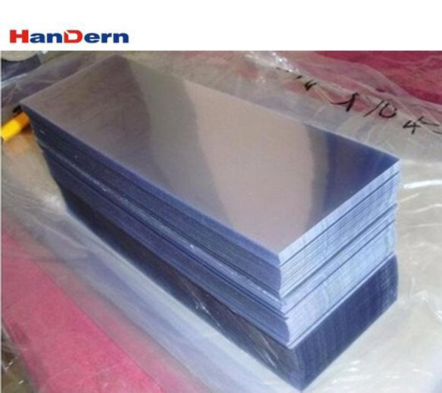 PET sheet stable plastic sheet PET board for construction