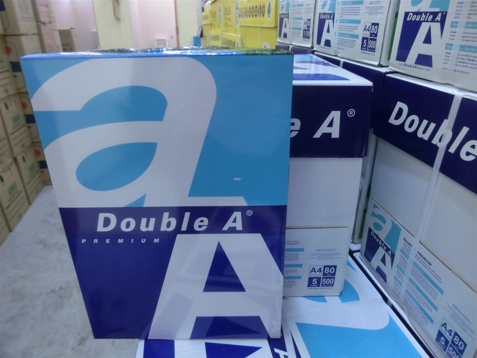 White Double A4 Copy Paper for Sale