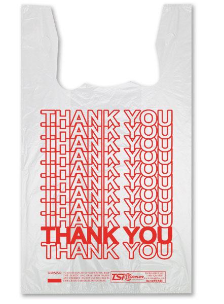 High Quality HDPE Plastic printing Tshirt shopping bag packaging
