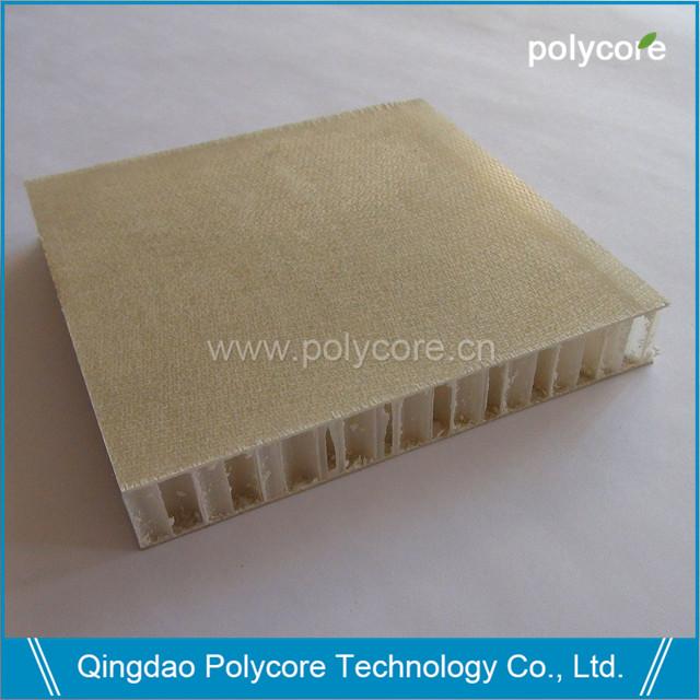 FRP PP honeycomb sandwich panel plastic honeycomb sandwich panel FRP sandwich panel