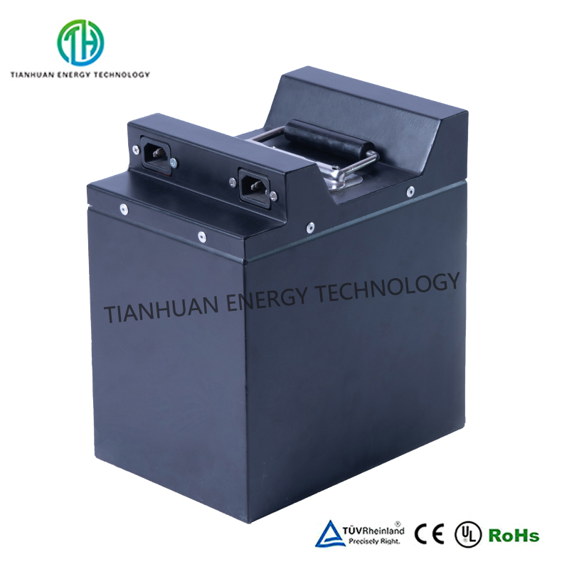 Hot Sale Custom Made 24V 200ah Lifepo4 Battery Pack Lithium Ion Packs for AGV RV EV ESS