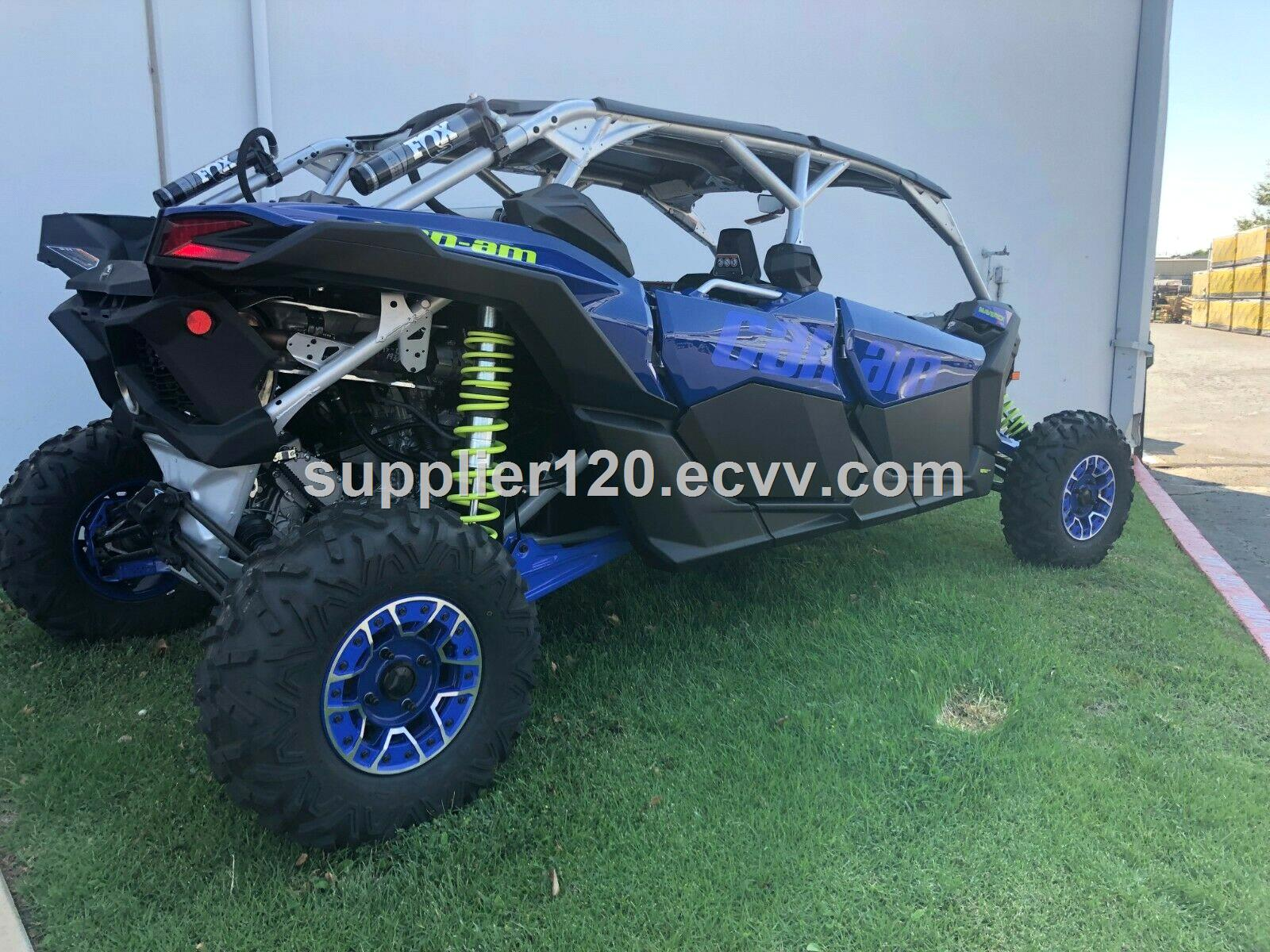 NEW 2020 CanAm motorcycle ATV
