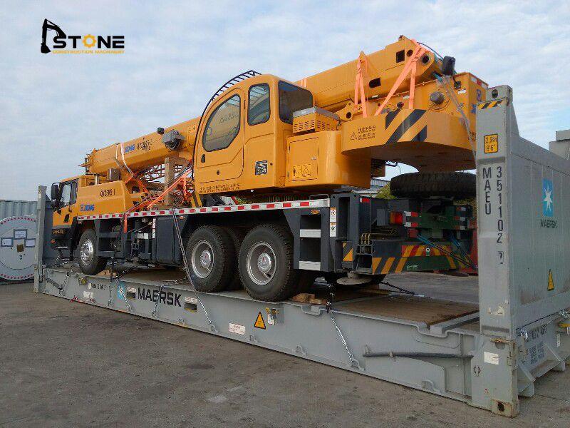 25 ton XCMG Truck Crane QY25K5I