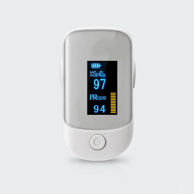 new pule oximeter Fingetip Pulse Oximeter high accaury china supplier and manufacturer