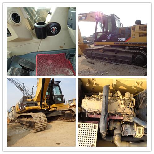 Used CATERPILLAR 330DL crawler excavator on sale