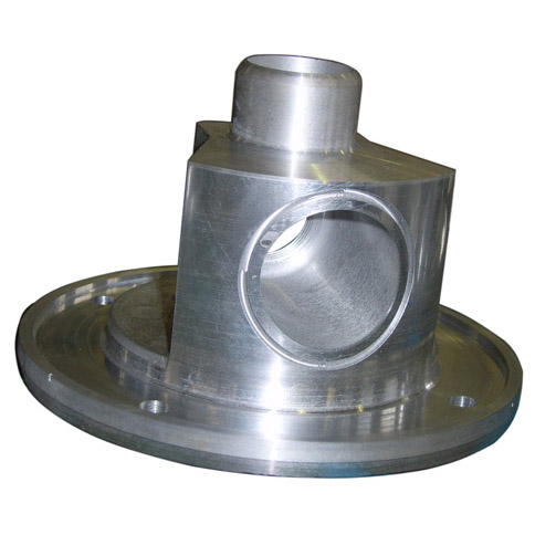 hydraulic pipe fittingprecision cnc machining
