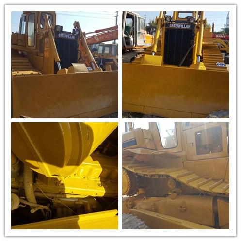 Used CATERPILLAR D6H crawler bulldozer on sale