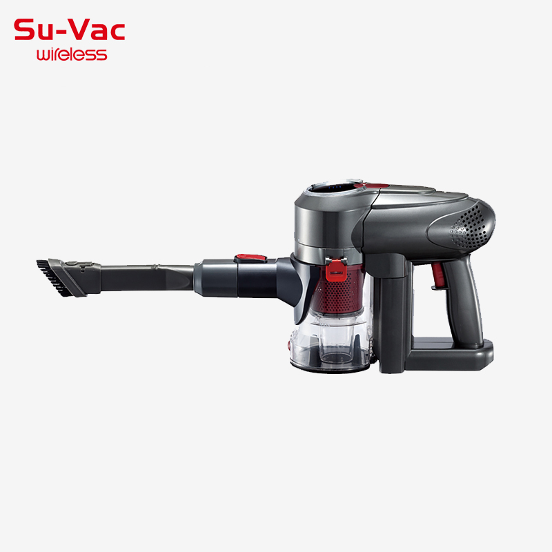SUVAC DV888DCRXW STICK CORDLESS CYCLONE MINI VACUUM CLEANER WITH LOW NOISE