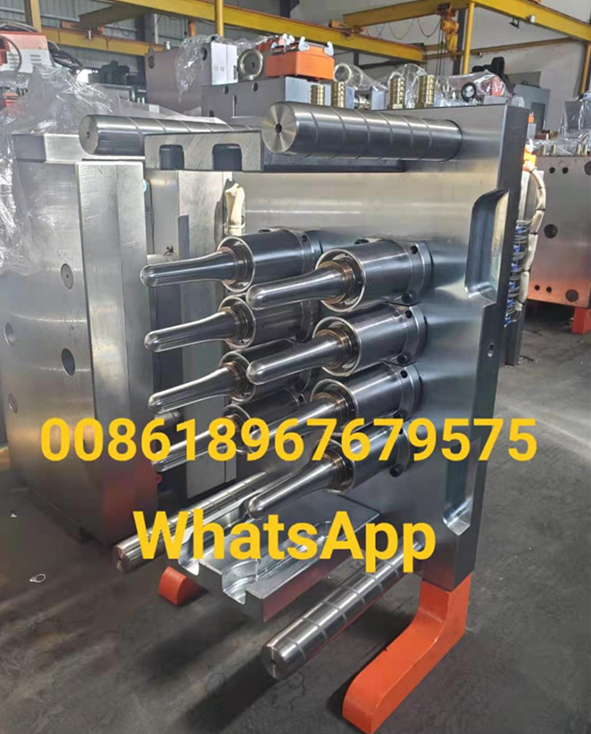 high quality pet preform mould pin valve 48 cavities 72 cavities mould factory for pet