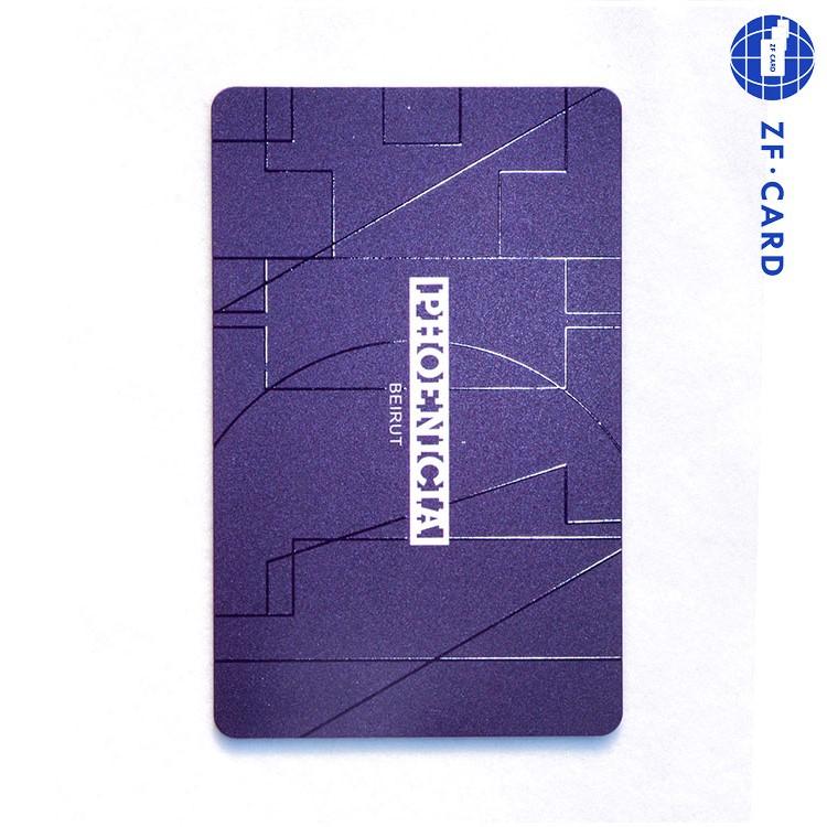 Access control hotel key card 125khz Ti2048 chip