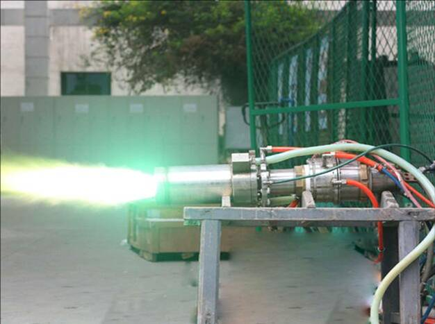 Plasma Burner the high temperature and high enthalpy plasma produced by plasma generator