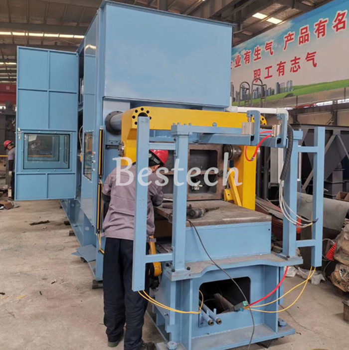 Disa technology vertical Automatic flaskless sand molding machine