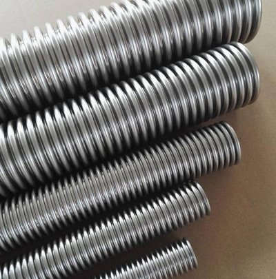 Stainless steel corrugated pipe