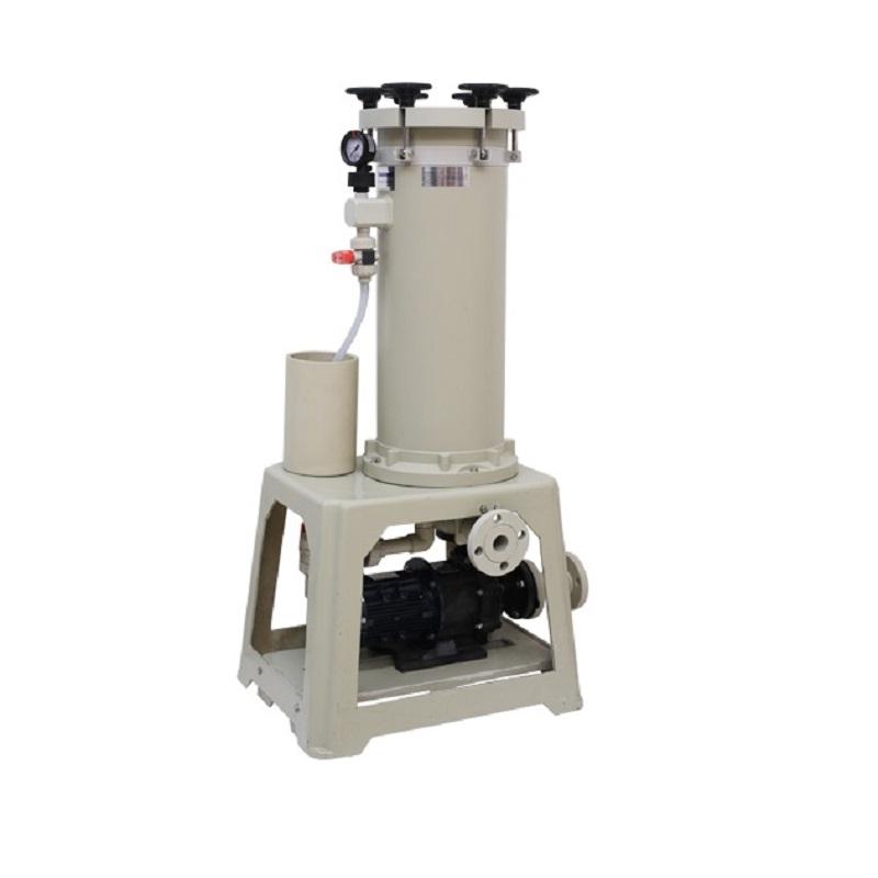 HFG 201318 FRPP PVDF Chemical Filter