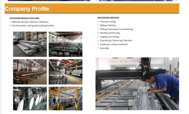 Quality OEM 6063 T5 waterproof aluminium alloy enclosure for electronics