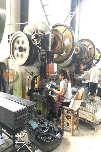 Custom Qualified Aluminum Sheet Metal Stamping Parts