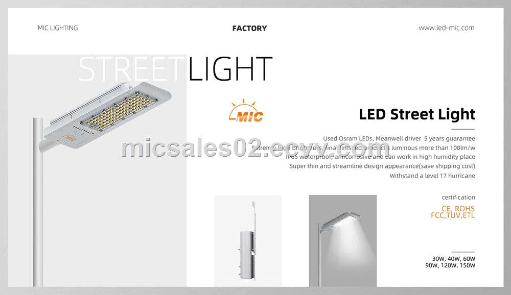 Retrofit Kits For China 70w 30w 80w Price List Off Road Light Solar Street Lights With 30 Watt Led