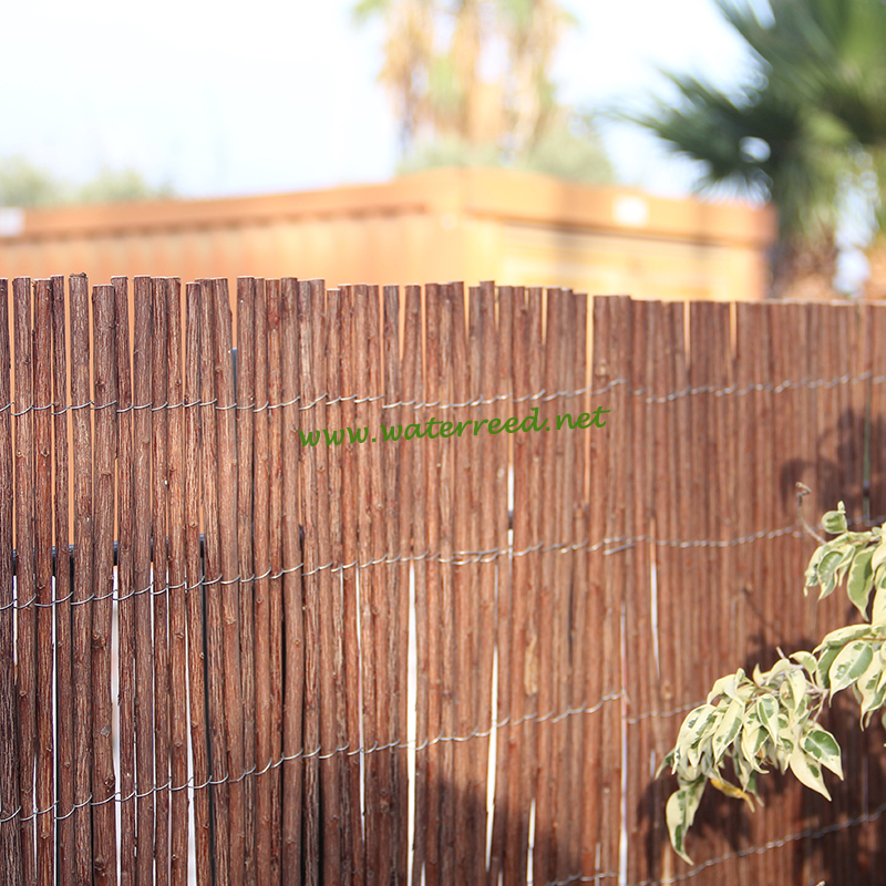 Low price willow fence for garden or farm