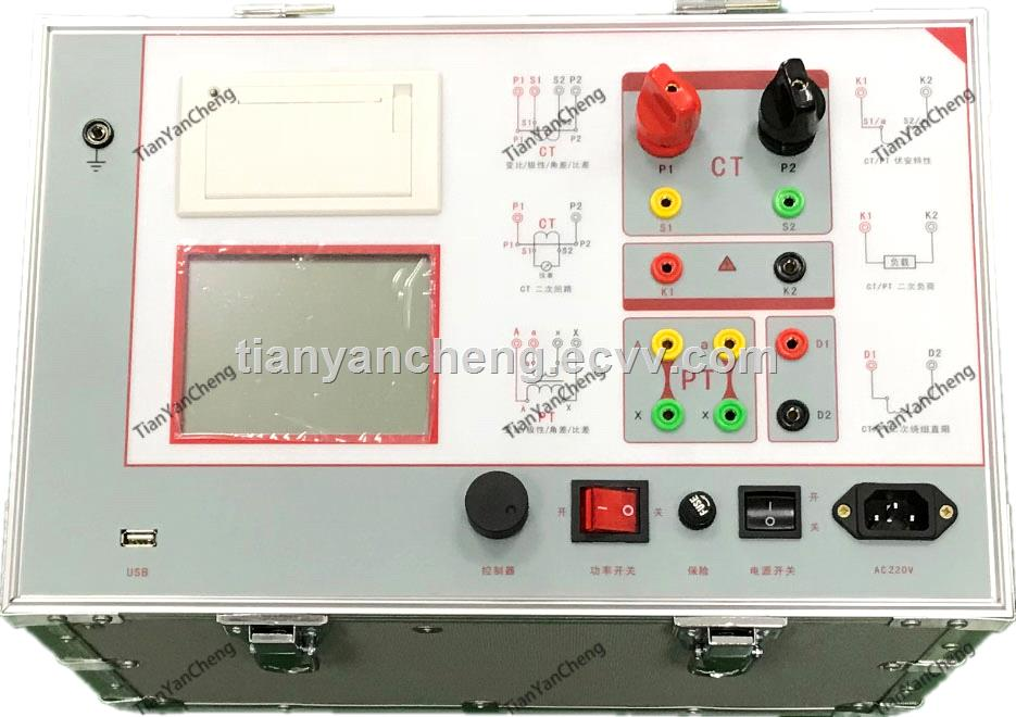 TY1003 VoltAmpere Characteristic Tester ct pt analyzer