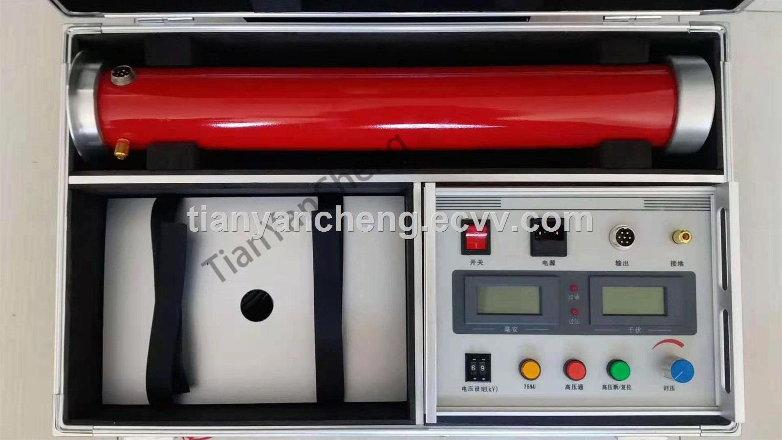 TY300kv TYHigh Voltage Dc Generator High Voltage Generator 120KV 5mA High Voltage DC Pulse Generator