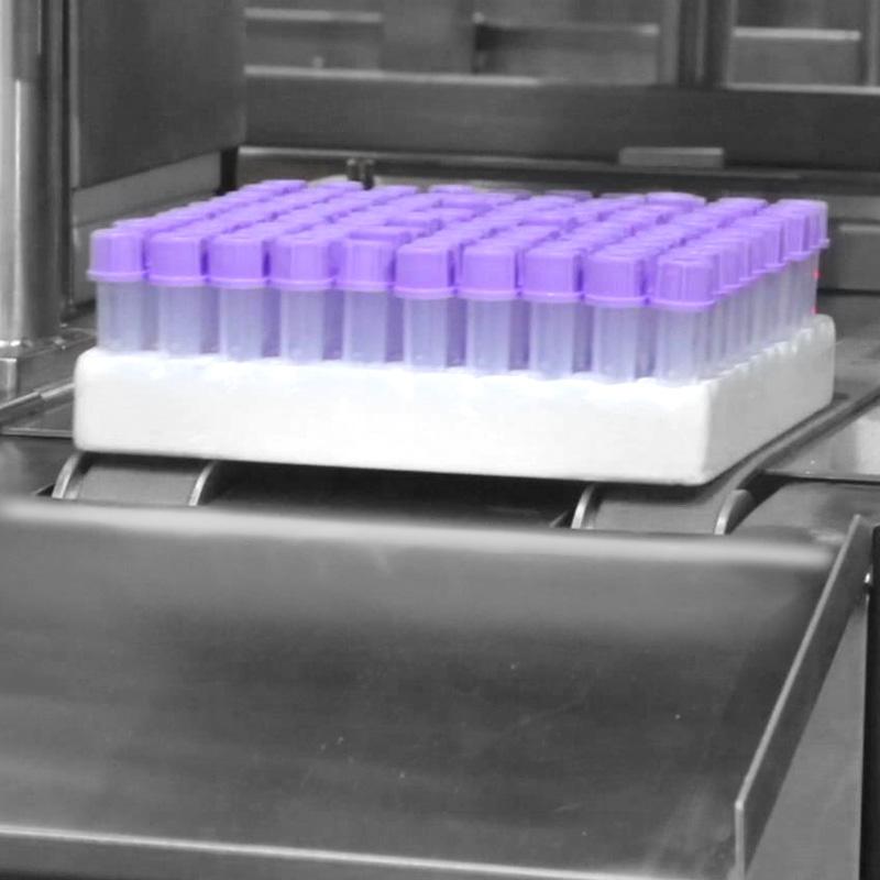 Disposal Micro plastic Tube Additives Usage Vacuum Blood