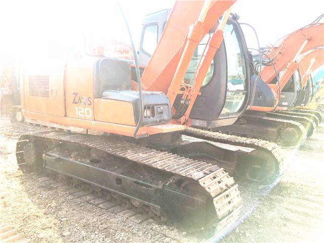 Professional supplier Harga Excavator Hitachi Baru ZX120