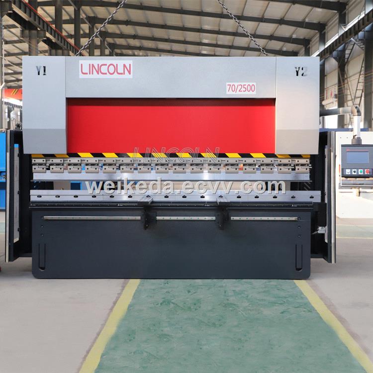 CNC bending machine sheet metal