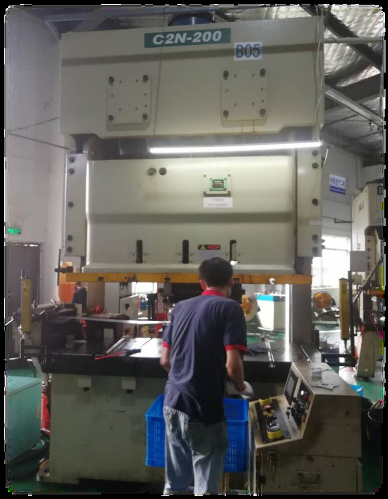 Mental stamping part and CNC milling OEM