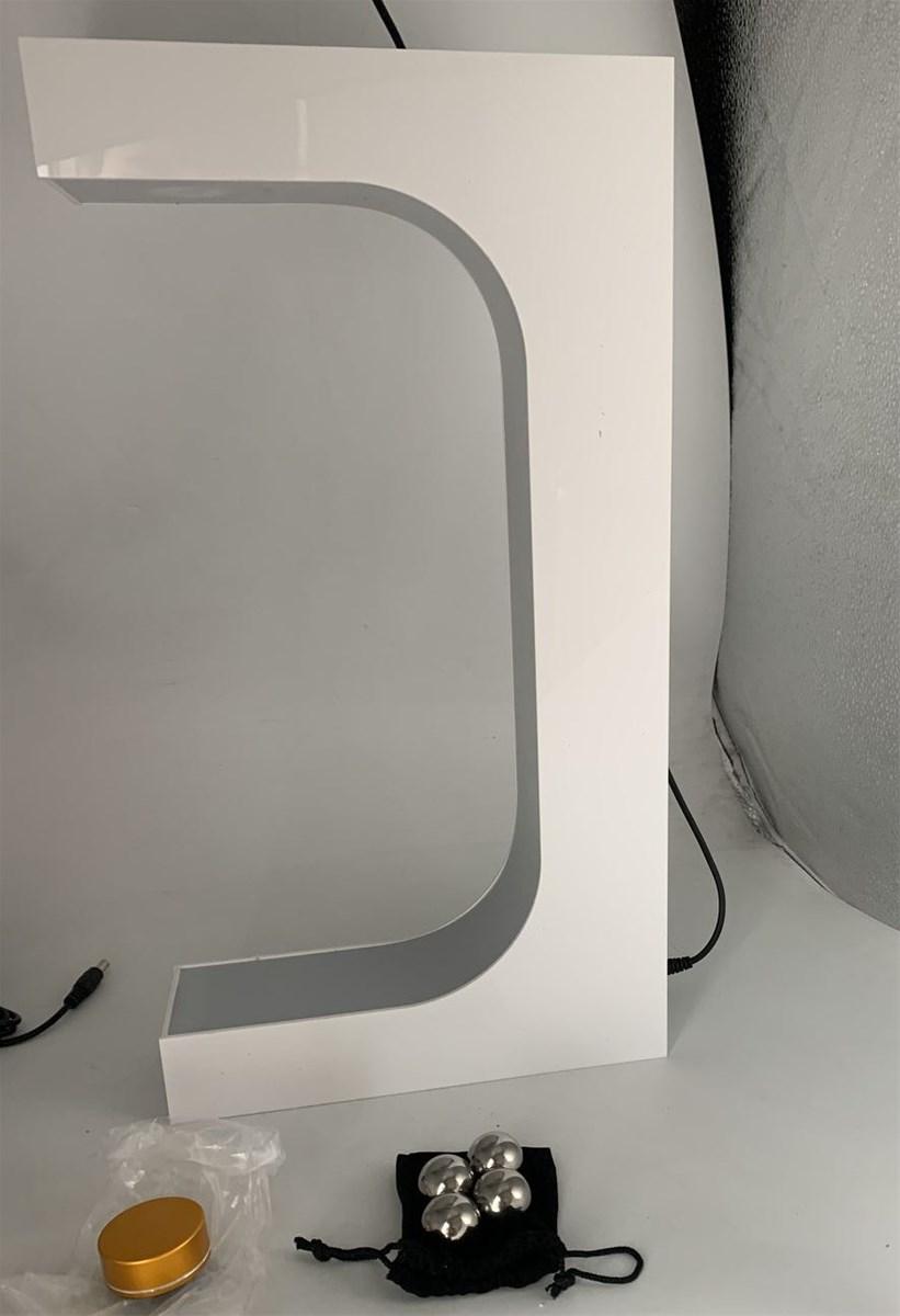 magnetic levitation shoes display rack