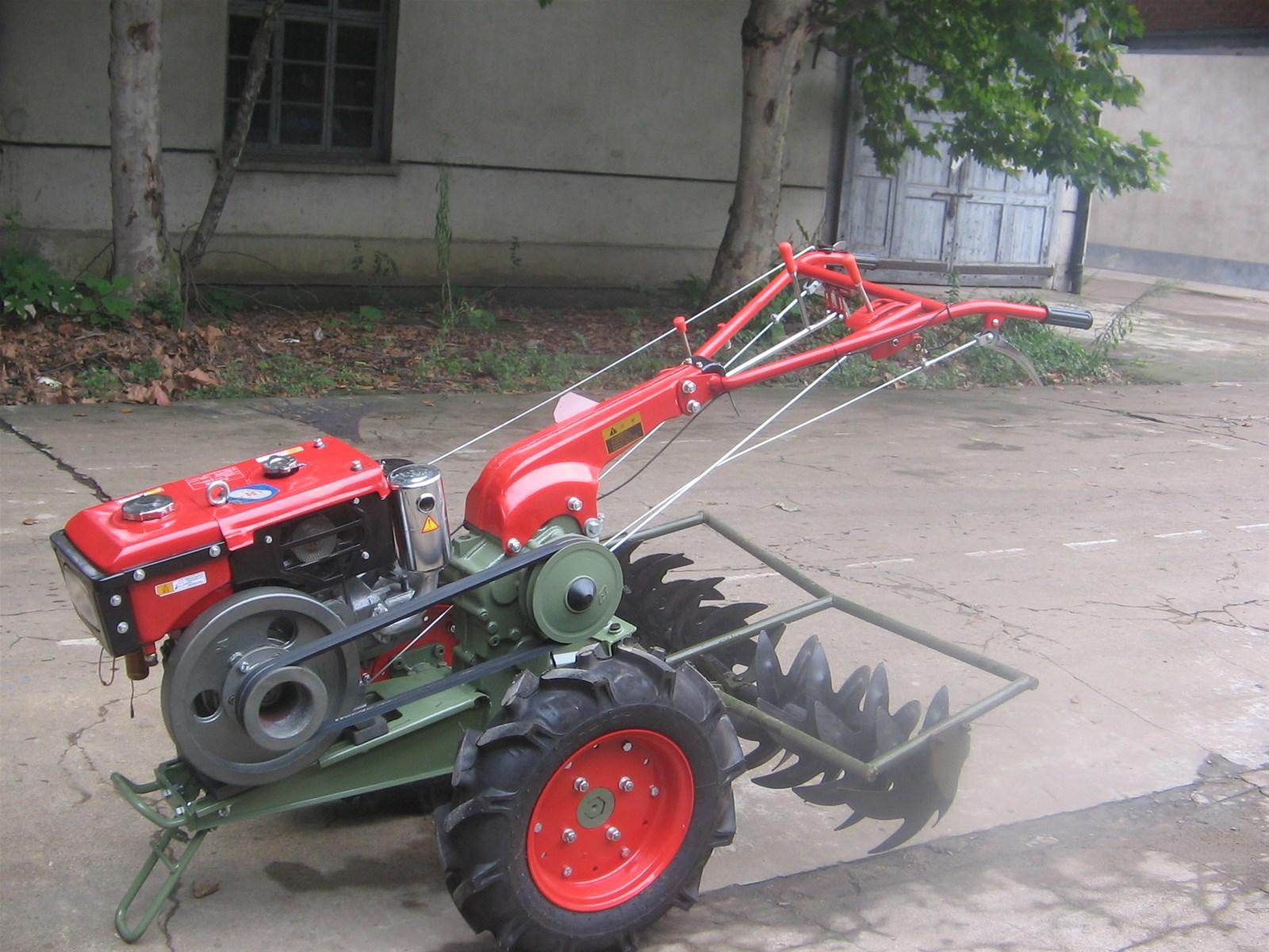 walking tractor power tiller power rotary tiller