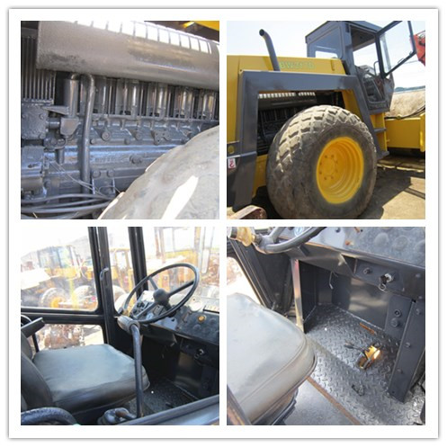 Used BOMAG BW217 road roller on sale