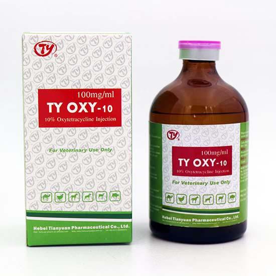 veterinary medicine oxytetracycline injection 5 10 20 30 for sale