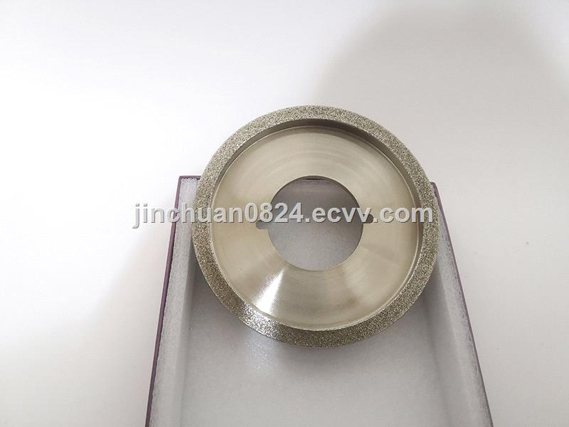 1A1 Diamond Wheel Is Used for Grinding Mould