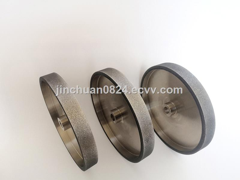 Electroplated CBN Grinding Wheel Sharpening Tool Use Parallel Grinding Wheel