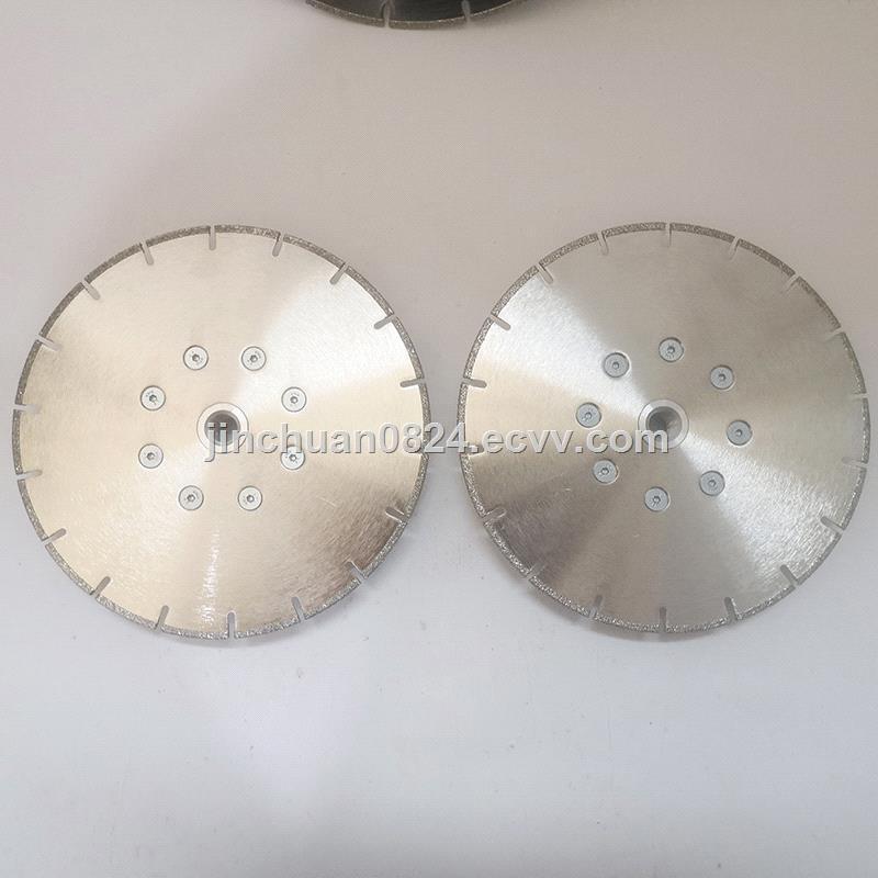 180 Diameter Flange Marble Cutting Saw Blade