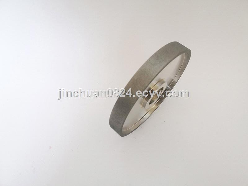 1A1 Sharpening Tool with Electroplated CBN Parallel Grinding Wheel