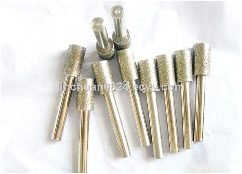 High Quality Electroplated Diamond Grinding Head Deburring