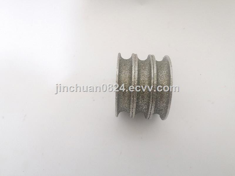 Inner Arc R Diamond Forming Wheel Superhard Grinding Wheel