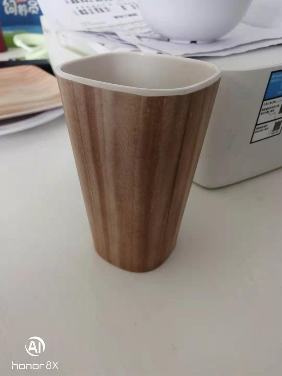 melamine cup square cup juice and drink tumbler